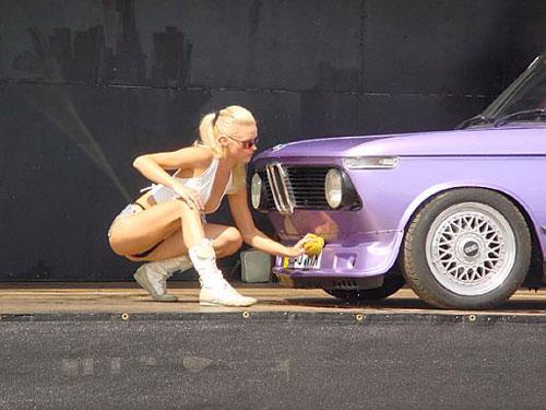 советы по чистке автомобиля